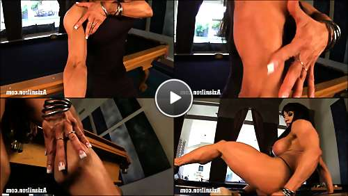 female bodybuilder video video